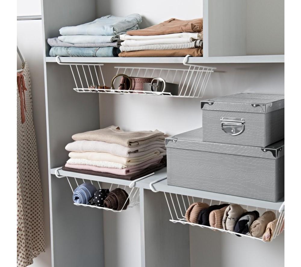 Ako ušetriť miesto (nielen) v skrini?